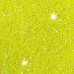 fluorescent_yellow_glitter